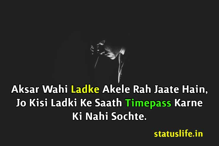 sad attitude whatsapp status
