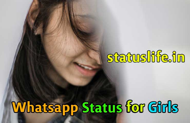 whatsapp status for girls